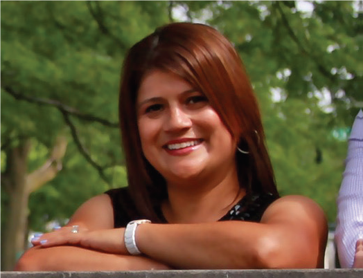 Alumni Spotlight: Angela M. Rodriguez Villegas, 1993