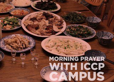 Morning Prayer with Campus Ministry, Nov 24